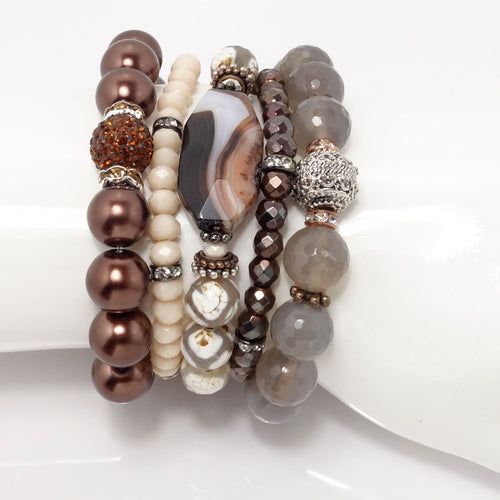 Bronze It Five Bracelet Bundle
