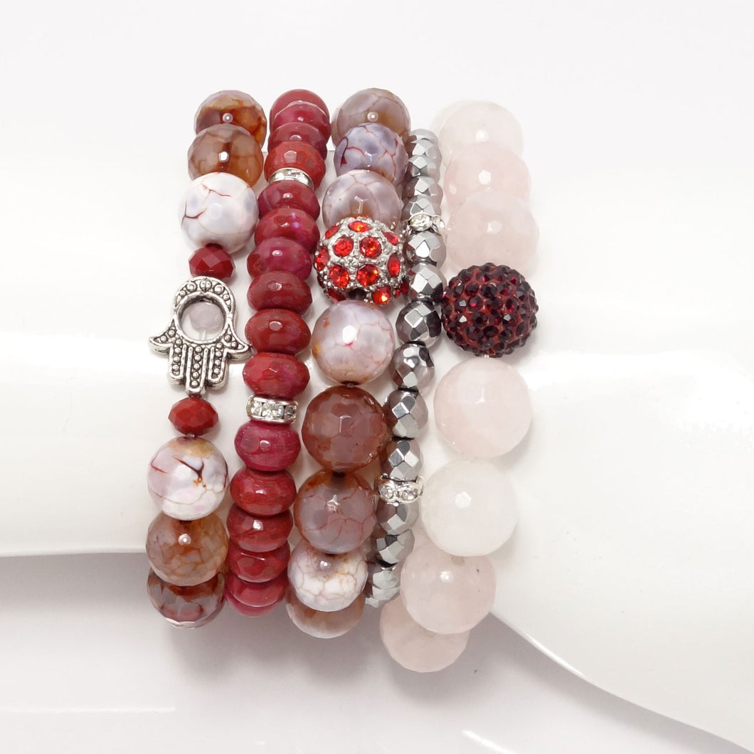 Ready to Mingle Five Bracelet Bundle