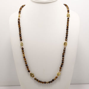 Tiger Eye/Gold
