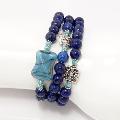 Blue Lapis/Blue Gemstones