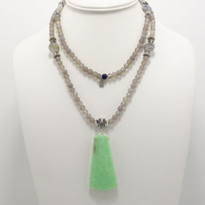 The Grace Statement Necklace