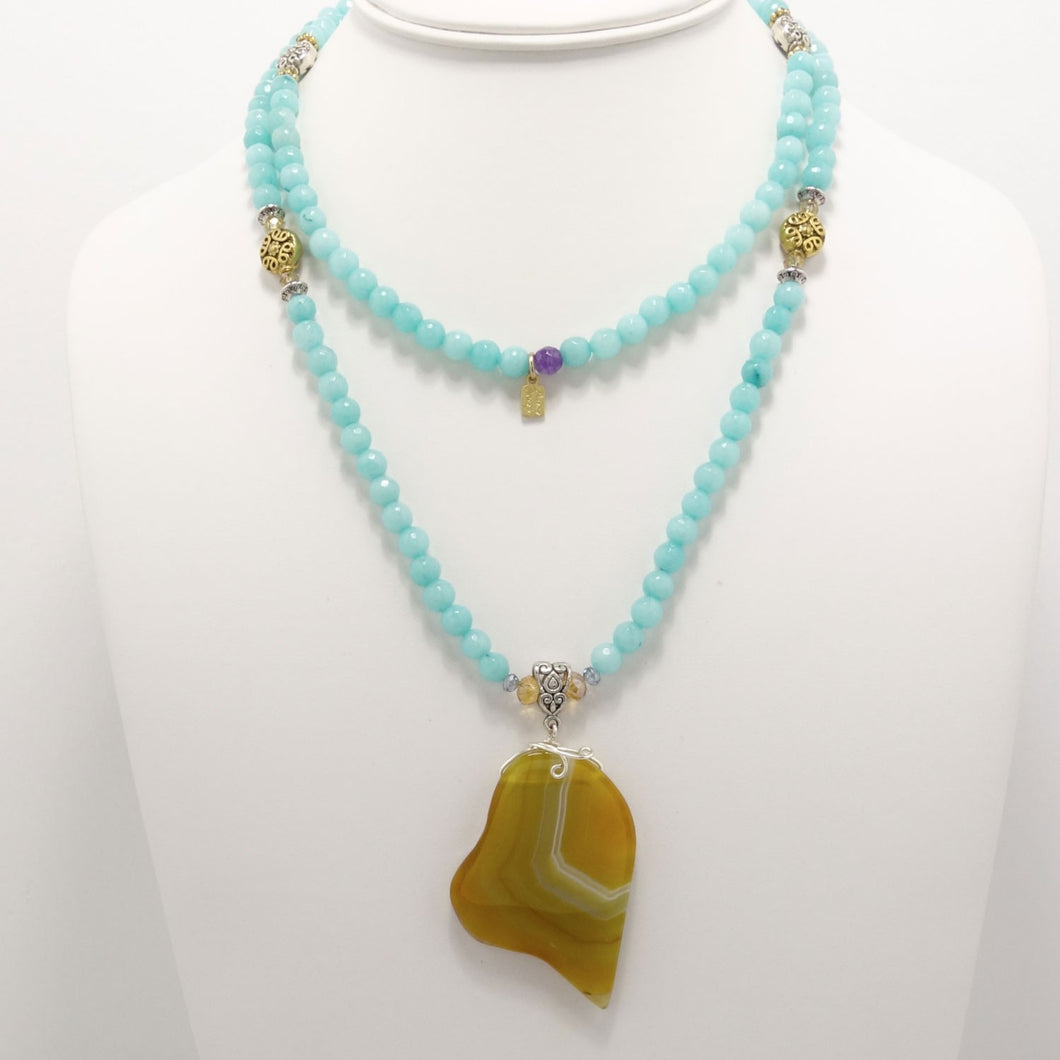 The Goldie Statement Necklace