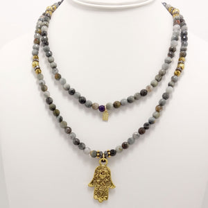 The Xandra Statement Necklace