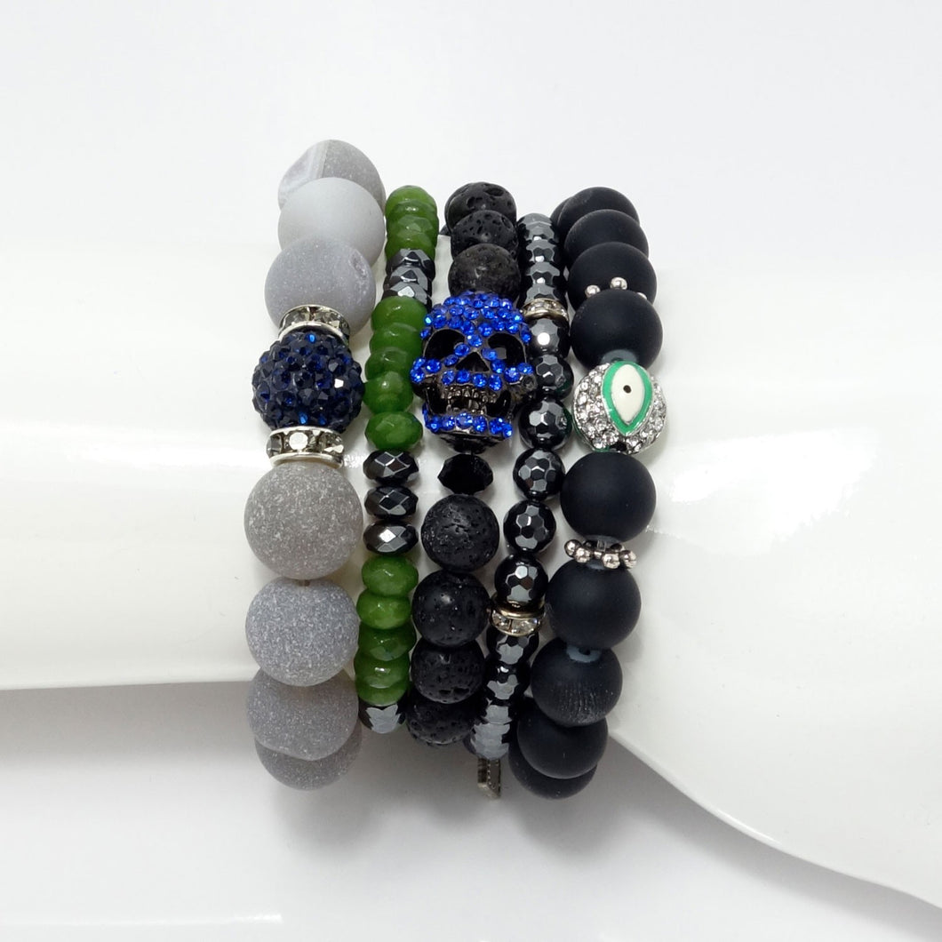 Royal Five Bracelet Bundle