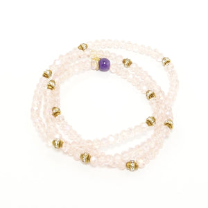 True Love Beaded Bracelet Set