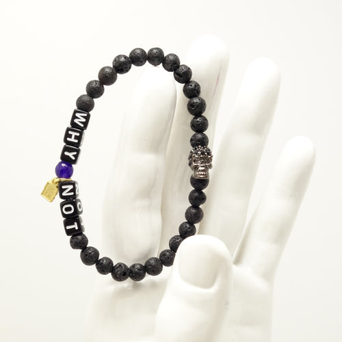 Men's WHY NOT Bracelet