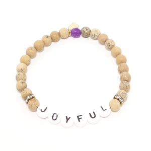 JOYFUL Beaded Bracelet