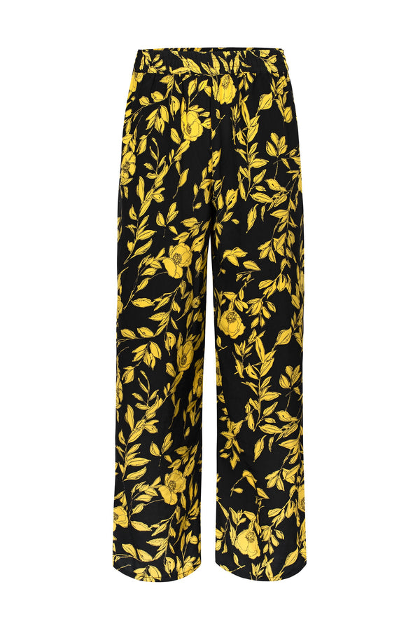 Luna Pant - Taxicab Floral Bottoms WRAY