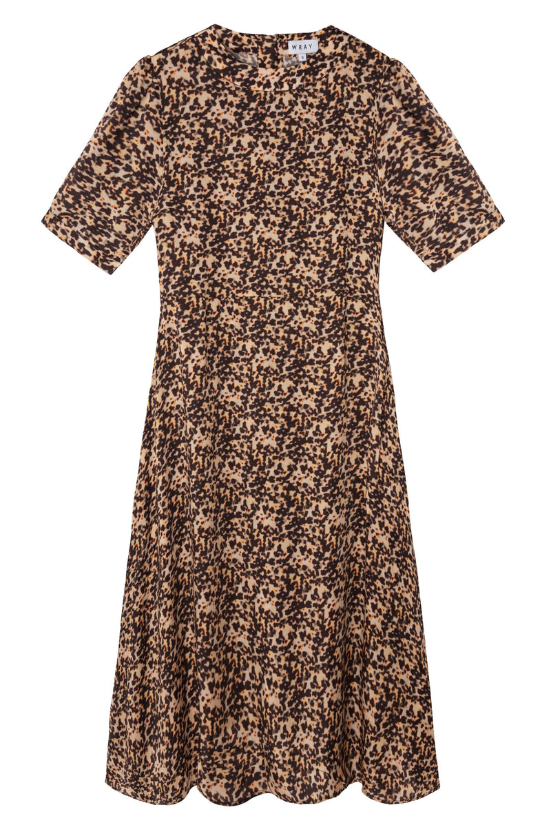 Neighborhood Dress - Tortoiseshell Dresses WRAY
