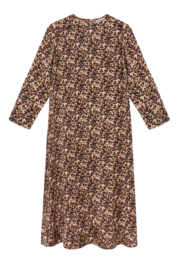 Mia Dress - Tortoiseshell Dresses WRAY