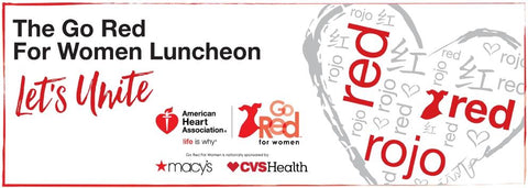 The Go Red Women Luncheon Let's Unite