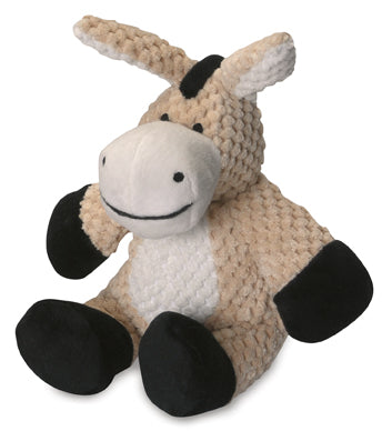 Checkers Donkey Dog Toy