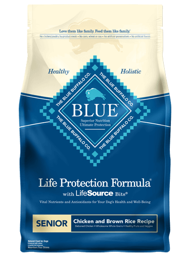 Life Protection Formula® Chicken and Brown Rice Recipe For Senior Dogs, 6lb.