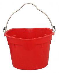 8 Quart Flat-Sided Bucket