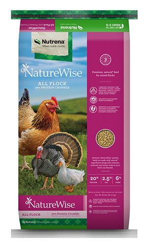 NatureWise All Flock Feed