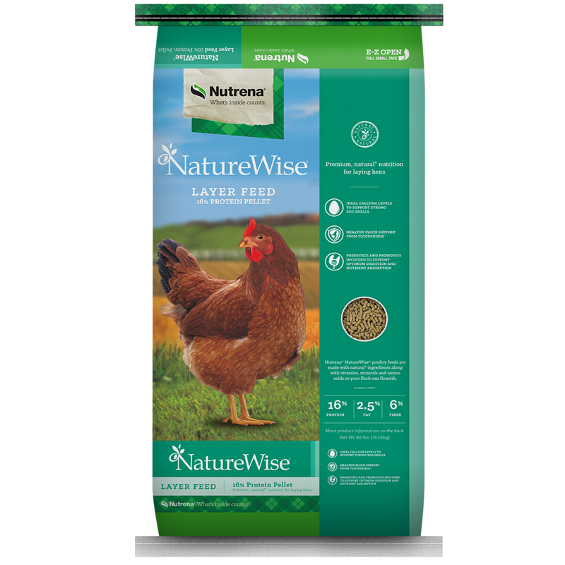NatureWise Layer 16% Pellet