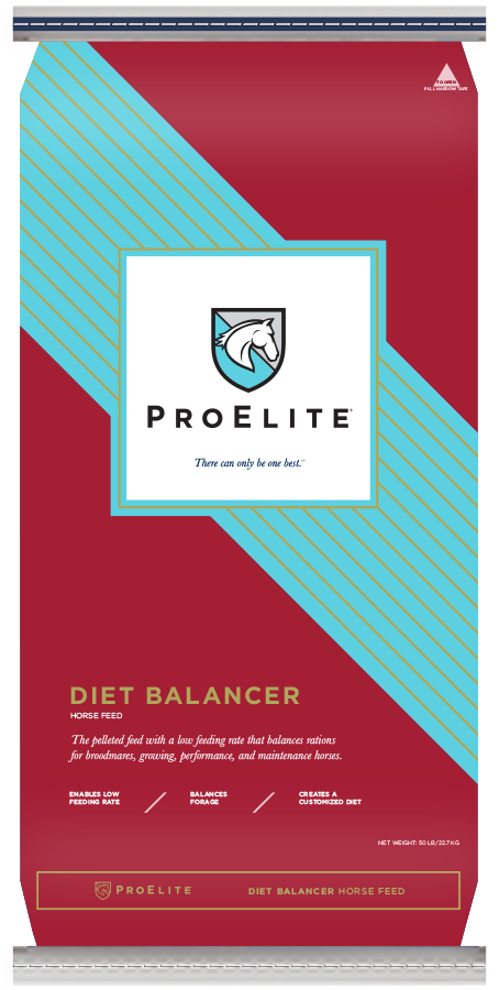 ProElite Diet Balancer Horse Feed, 50lb.