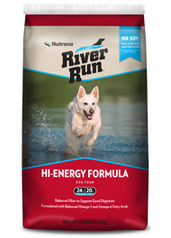 River Run Hi-Energy 24-20 Dog Food