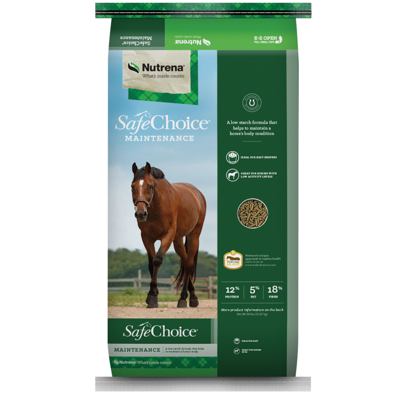 SafeChoice Maintenance Horse Feed