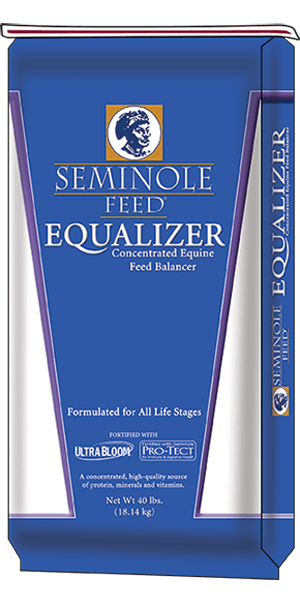 Seminole FeedⓇ Equalizer