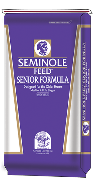 Seminole FeedⓇ Senior Formula