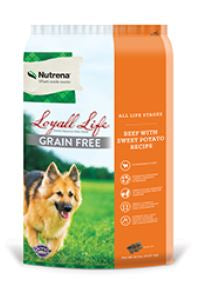 Loyall Life Grain Free All Life Stages Beef with Sweet Potato Recipe