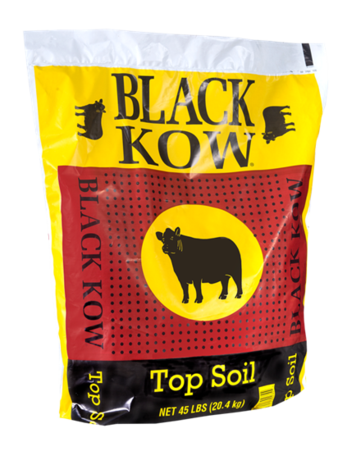 Black Kow Top Soil, 40lb