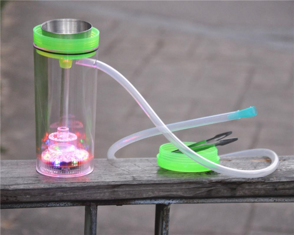 Portable Smoke Portable LED Hookah