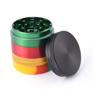 Portable Smoke Rasta Herb Grinder