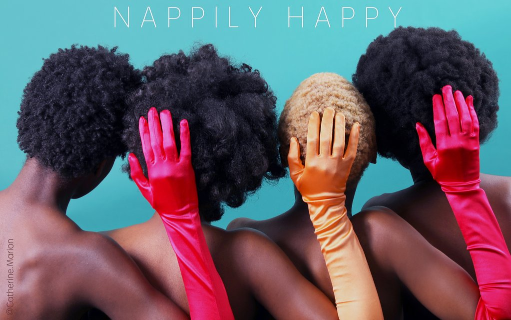 KINKY HAIR MISCONCEPTIONS, BREAKING THE MYTHS