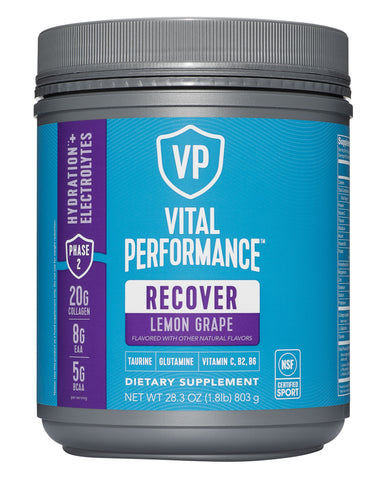 Vital Performance RECOVER (NSF for Sport Certified)