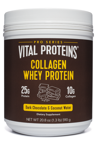 Collagen Whey - Dark Chocolate & Coconut Water