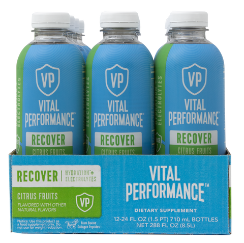 VITAL PERFORMANCE™ RECOVER RTD - Citrus Fruits 12 Pack