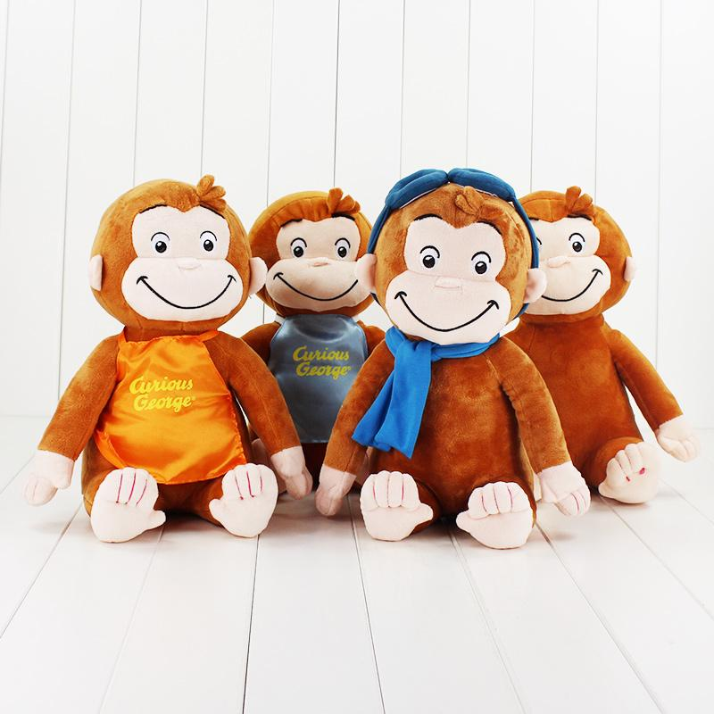 12 Inch Curious George Plush Toys