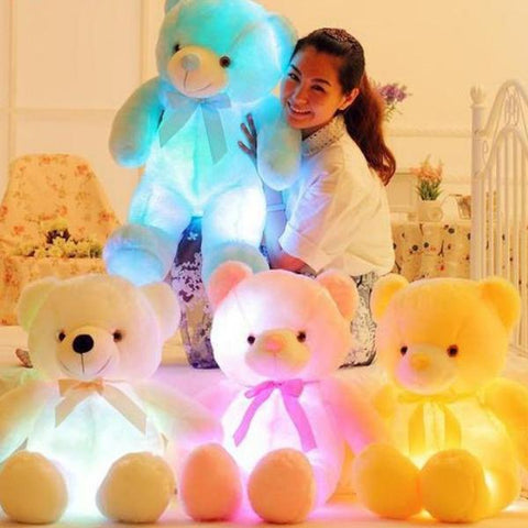 20 Inch Creative Light Up LED Teddy Bear