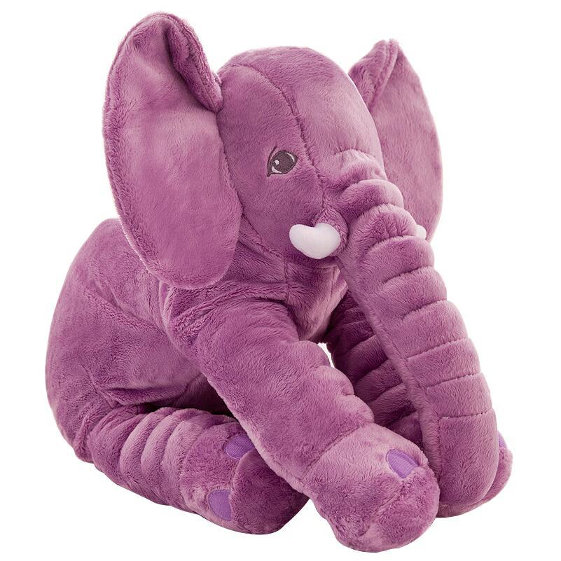 24 Inch Animal Elephant Style Doll Gray