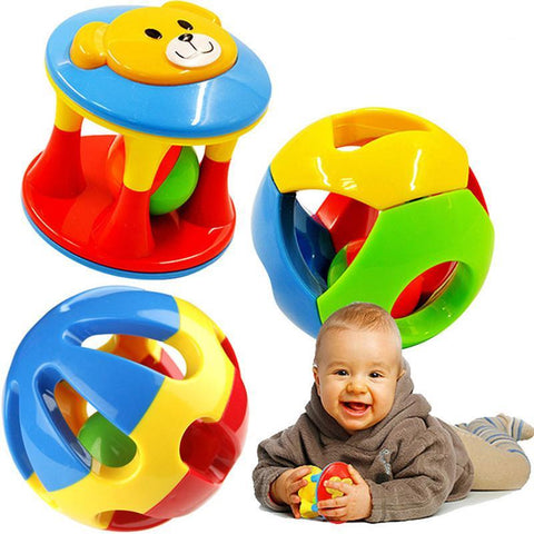 2 PCS/Set Plastic Baby Ball Toy