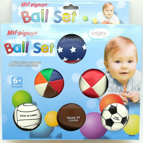 Baby Sensory Toy Ball Set