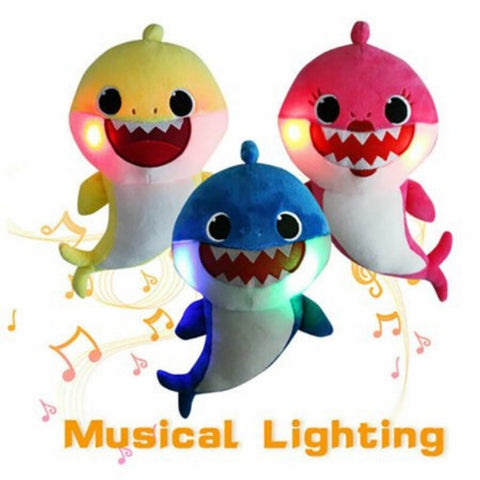 Baby Shark With Lights And Music Toy
