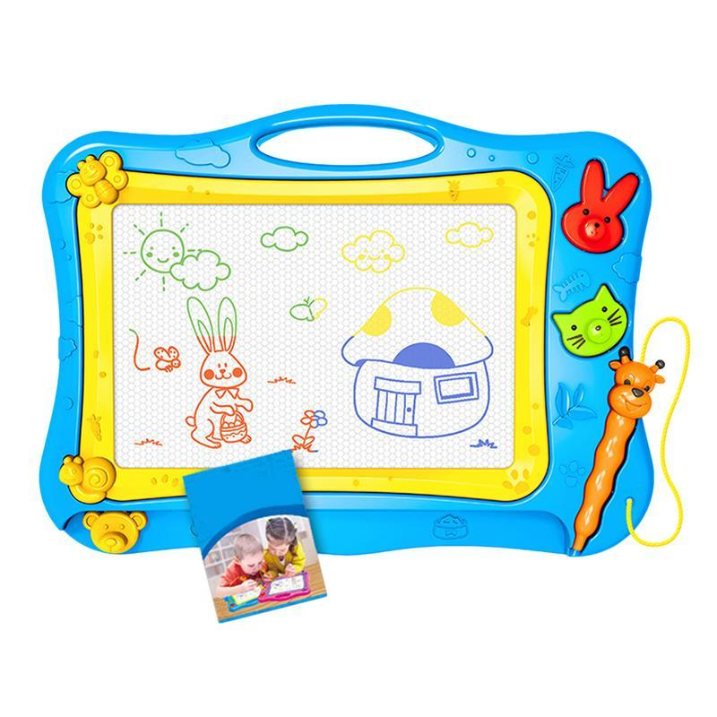 Bright Magnetic Drawing Board Toy