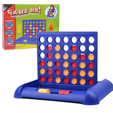 Connect 4 Children's Educational Board Game