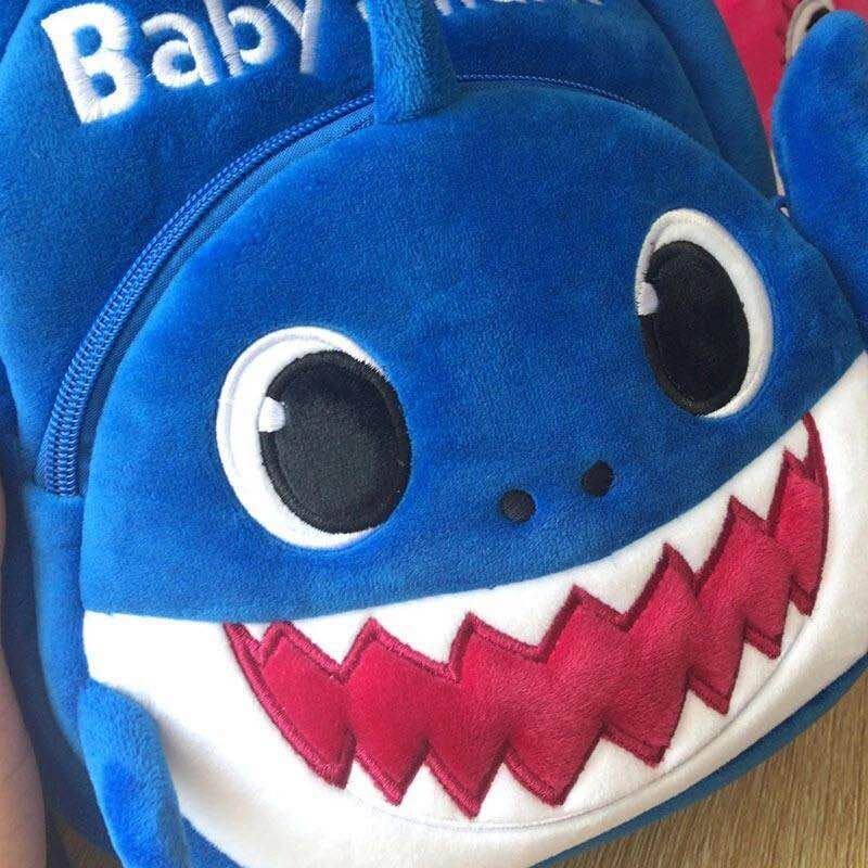 Stylin' Baby Shark Backpacks Mama