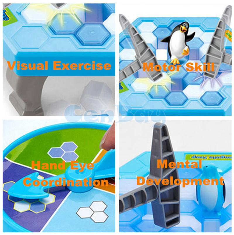 Indoor Ice Breaking Board Game