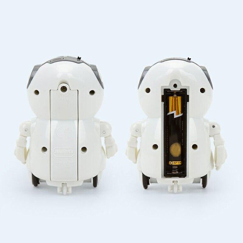 Intelligent Pocket Robot White