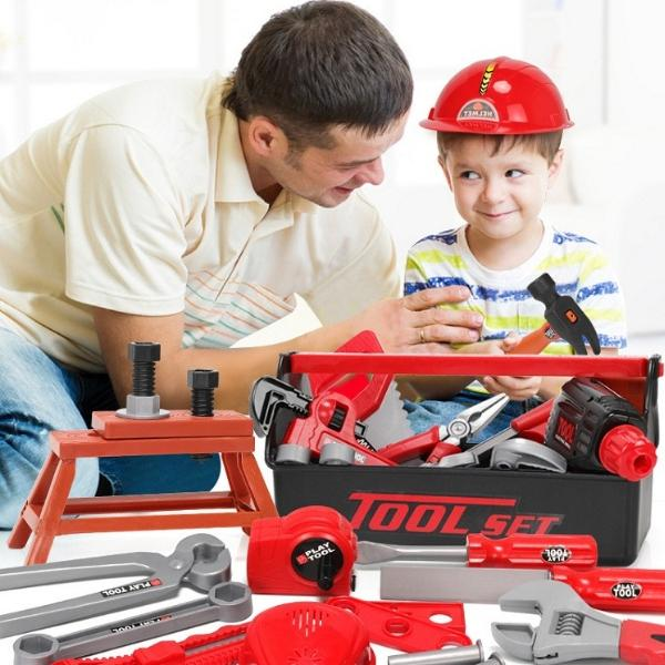 Kids Simulation Tools Repair Set
