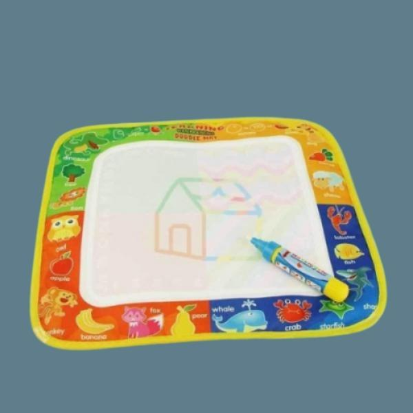 Kids Water Drawing Mats Magic Toy