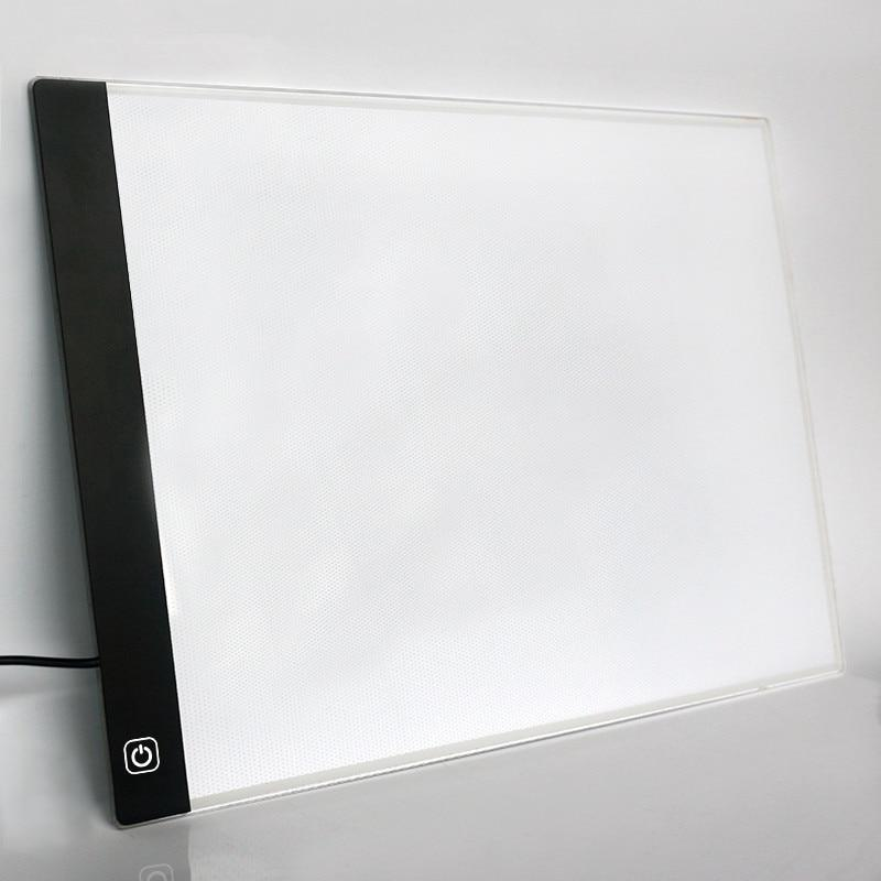 LED Drawing Tablet Sketch Canvas