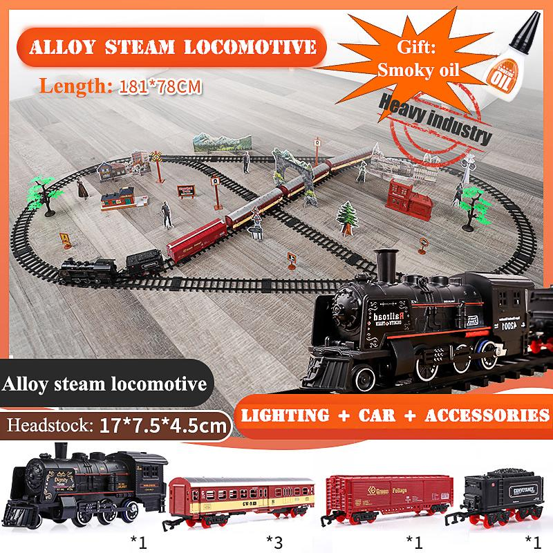 Limited Edition Electric Classic Train Set