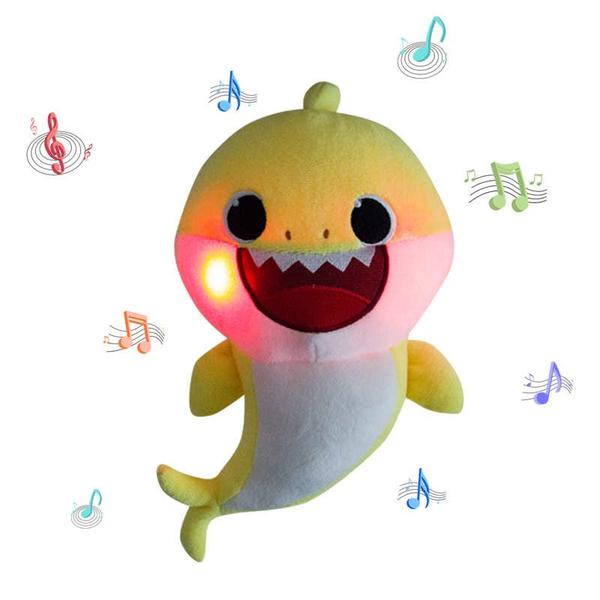 Baby Shark With Lights And Music Toy Mama