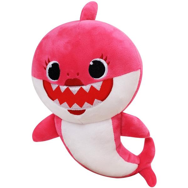 Baby Shark With Cartoon Music Plush Toy Mama